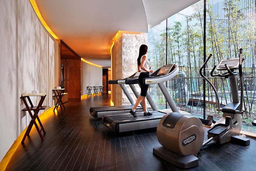 hotel Fotografie fotograf spa gym